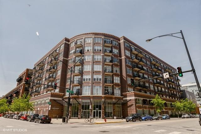 1000 W Adams Street #201, Chicago, IL 60607 (MLS #09963426) :: Touchstone Group