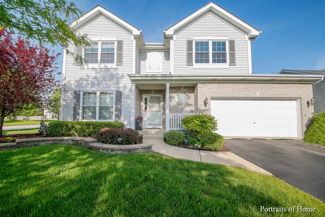 800 S Sparkle Court, Oswego, IL 60543 (MLS #09963435) :: Angie Faron with RE/MAX Ultimate Professionals