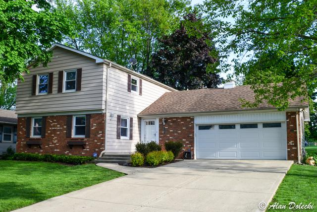 1107 Whitehall Drive, Buffalo Grove, IL 60089 (MLS #09963562) :: Touchstone Group