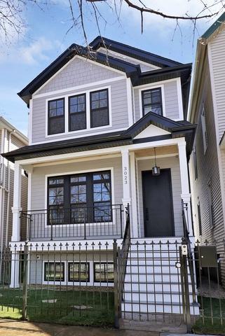 3023 N Leavitt Street, Chicago, IL 60618 (MLS #09963606) :: The Saladino Sells Team