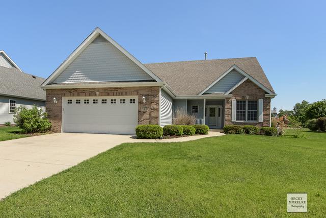 745 Arrowhead Drive, Yorkville, IL 60560 (MLS #09963729) :: Lewke Partners