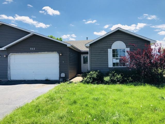 511 W Miller Avenue, Hinckley, IL 60520 (MLS #09964160) :: Ani Real Estate
