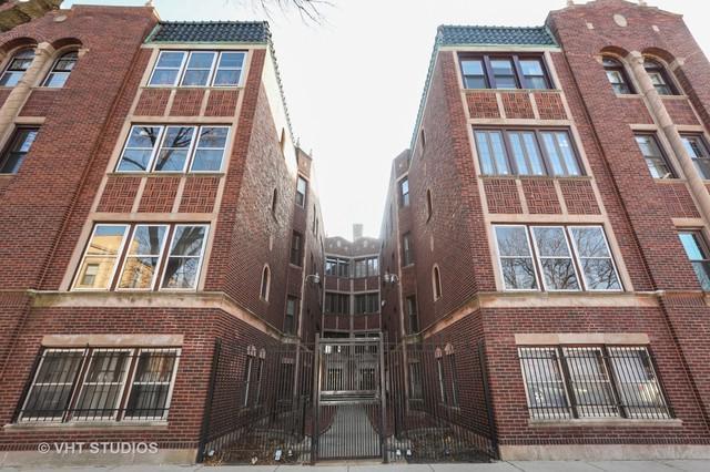 821 E 53rd Street #2, Chicago, IL 60615 (MLS #09965012) :: The Mattz Mega Group
