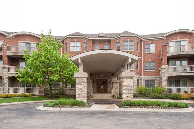 950 Augusta Way #307, Highland Park, IL 60035 (MLS #09965091) :: Domain Realty