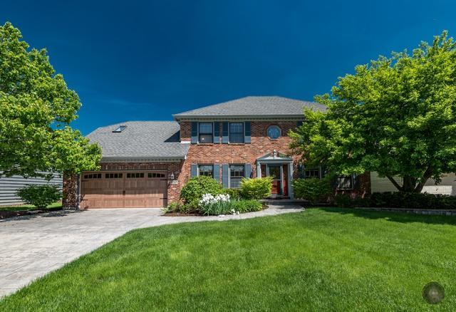 515 Rock Spring Court, Naperville, IL 60565 (MLS #09965751) :: Lewke Partners