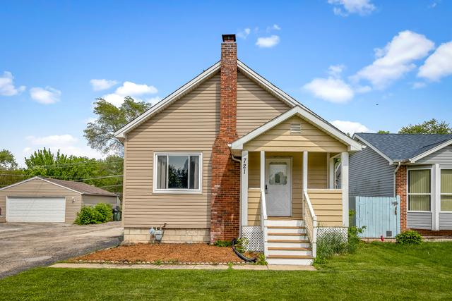 721 Bishop Street, West Chicago, IL 60185 (MLS #09965943) :: Ani Real Estate
