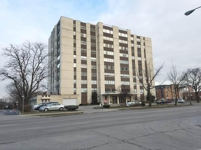 141 N La Grange Road #1003, La Grange, IL 60525 (MLS #09966153) :: Littlefield Group