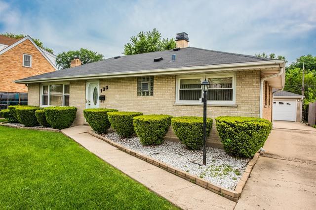 133 N Roberta Avenue, Northlake, IL 60164 (MLS #09966692) :: The Dena Furlow Team - Keller Williams Realty