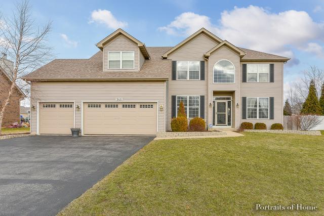 948 Hayden Drive, Yorkville, IL 60560 (MLS #09966916) :: Lewke Partners
