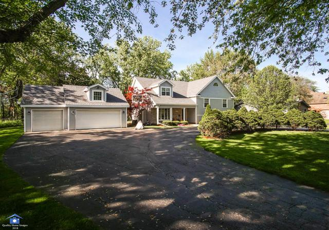 2717 2nd Private Road, Flossmoor, IL 60422 (MLS #09966960) :: The Jacobs Group