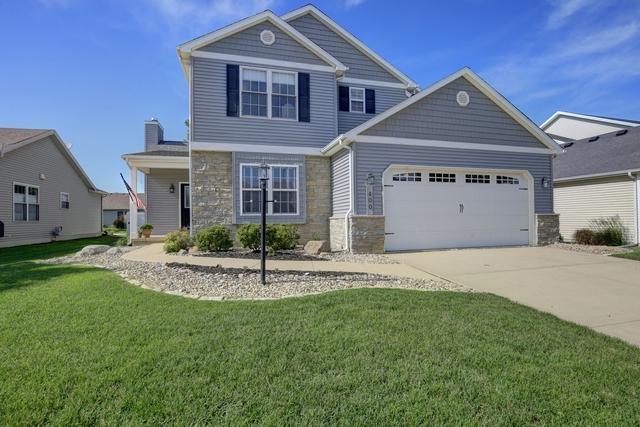 400 Trefoil Street, Savoy, IL 61874 (MLS #09967207) :: Ryan Dallas Real Estate