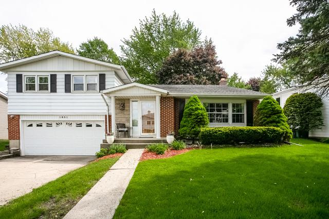 1831 E Cree Lane, Mount Prospect, IL 60056 (MLS #09967351) :: Lewke Partners