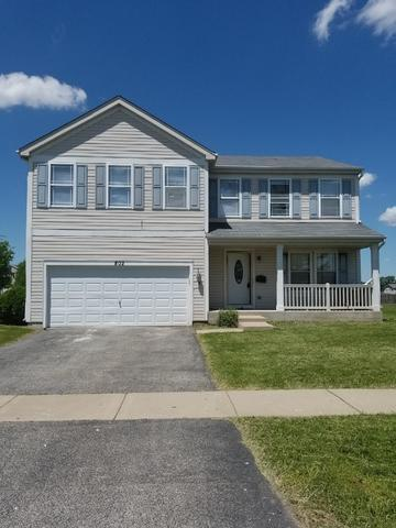 802 Wilson Street, Waterman, IL 60556 (MLS #09967426) :: The Dena Furlow Team - Keller Williams Realty