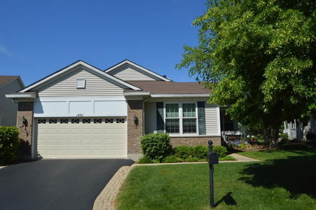 1491 W Flint Lane N, Romeoville, IL 60446 (MLS #09968381) :: Lewke Partners