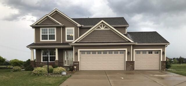 1202 Ridge Creek Road, Savoy, IL 61874 (MLS #09969525) :: Ryan Dallas Real Estate