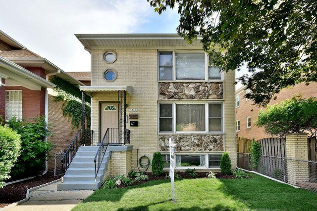 5713 W Higgins Avenue, Chicago, IL 60630 (MLS #09969571) :: The Dena Furlow Team - Keller Williams Realty