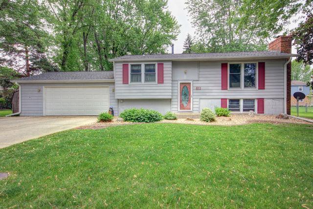 811 Robert Webb Drive, MONTICELLO, IL 61856 (MLS #09970388) :: Ryan Dallas Real Estate