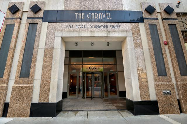 635 N Dearborn Street #2101, Chicago, IL 60654 (MLS #09970573) :: Property Consultants Realty