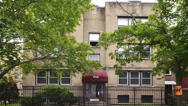 1709 W Wallen Avenue 1J, Chicago, IL 60626 (MLS #09970915) :: Property Consultants Realty