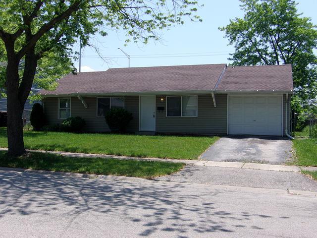 4555 Saratoga Road, Richton Park, IL 60471 (MLS #09970961) :: Lewke Partners