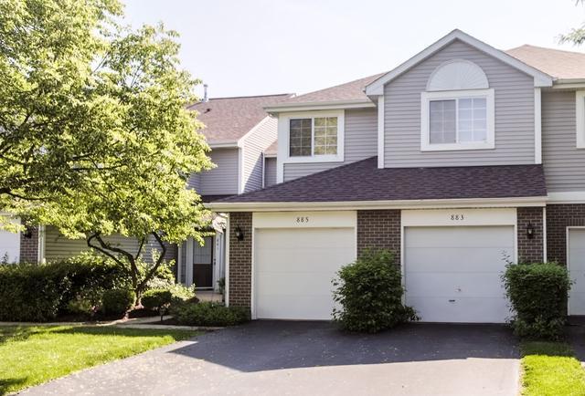 883 Addison Avenue, Lombard, IL 60148 (MLS #09971037) :: Lewke Partners