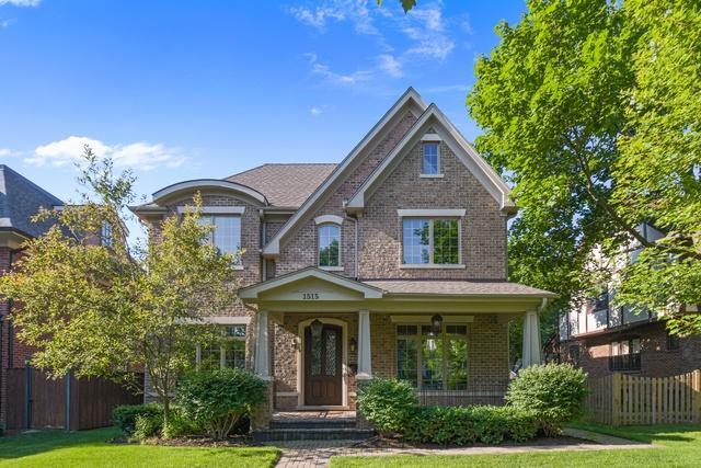 1515 Spencer Avenue, Wilmette, IL 60091 (MLS #09971988) :: Helen Oliveri Real Estate