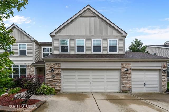 318 English Oak Lane, Streamwood, IL 60107 (MLS #09972106) :: Ani Real Estate