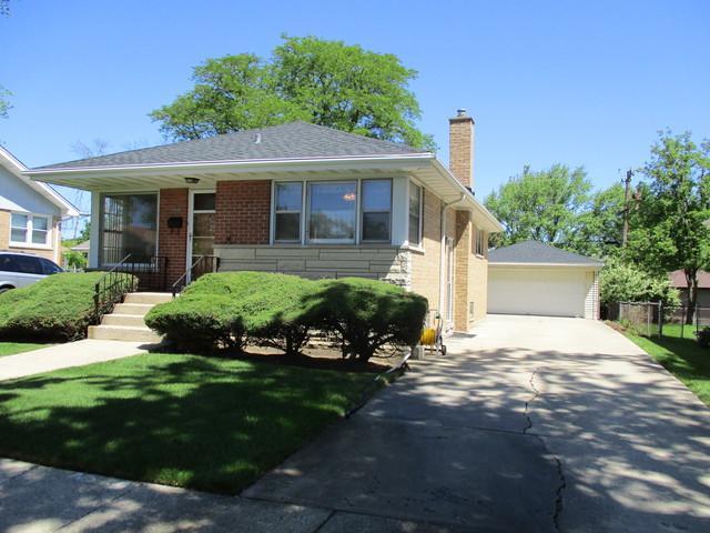 5001 Saint Paul Court, Hillside, IL 60162 (MLS #09972876) :: Ani Real Estate