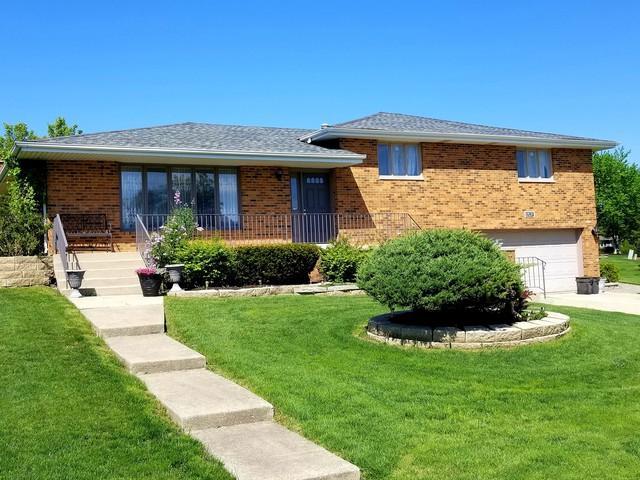 13537 S Tara Drive, Homer Glen, IL 60491 (MLS #09974152) :: The Wexler Group at Keller Williams Preferred Realty
