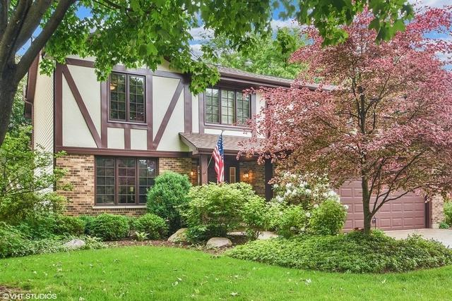 1877 Oriole Drive, Elk Grove Village, IL 60007 (MLS #09975425) :: The Dena Furlow Team - Keller Williams Realty