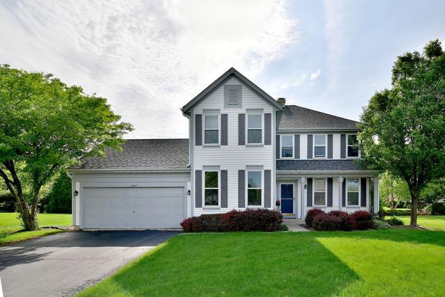 1307 Stonebridge Court, Bartlett, IL 60103 (MLS #09976031) :: Ani Real Estate