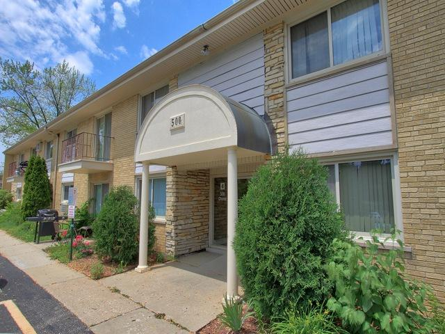 500 Chase Drive #11, Clarendon Hills, IL 60514 (MLS #09976062) :: The Dena Furlow Team - Keller Williams Realty