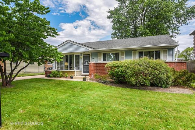 7418 Lyons Street, Morton Grove, IL 60053 (MLS #09976123) :: Helen Oliveri Real Estate