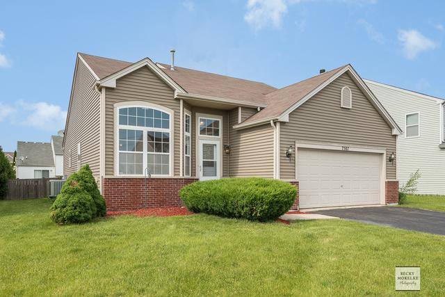 7507 Kenicott Lane, Plainfield, IL 60586 (MLS #09976792) :: Lewke Partners