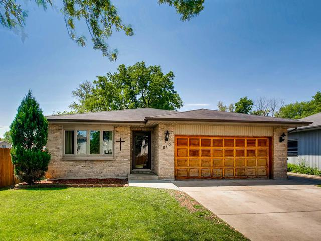 810 Grove Avenue, Bensenville, IL 60106 (MLS #09977213) :: Ani Real Estate