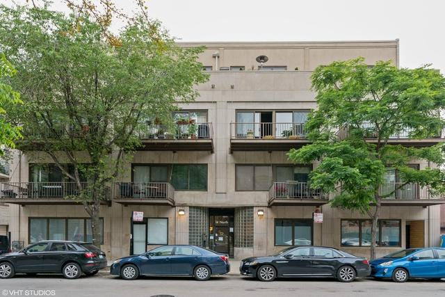 14 N Sangamon Street #302, Chicago, IL 60607 (MLS #09977662) :: Property Consultants Realty