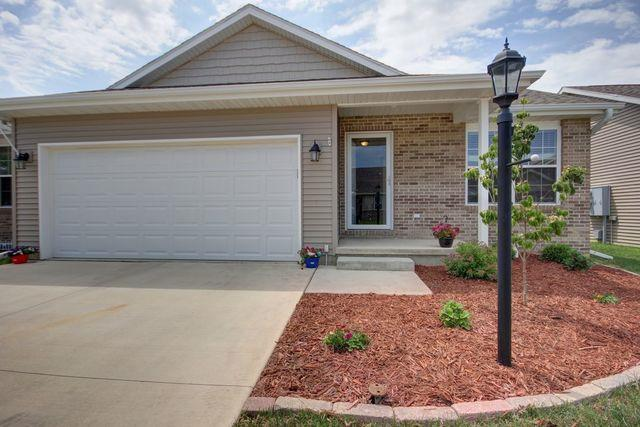105 Sunset Court #0, Fisher, IL 61843 (MLS #09978133) :: Littlefield Group