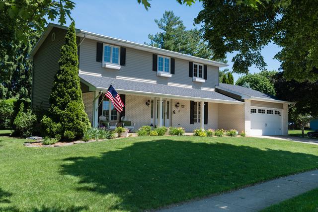 1206 Harrington Drive, Champaign, IL 61821 (MLS #09978208) :: Littlefield Group
