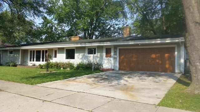 283 Wille Avenue, Wheeling, IL 60090 (MLS #09979080) :: The Dena Furlow Team - Keller Williams Realty