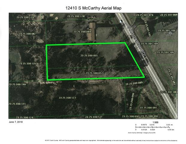 12410 S Mccarthy Road, Palos Park, IL 60464 (MLS #09979108) :: The Wexler Group at Keller Williams Preferred Realty