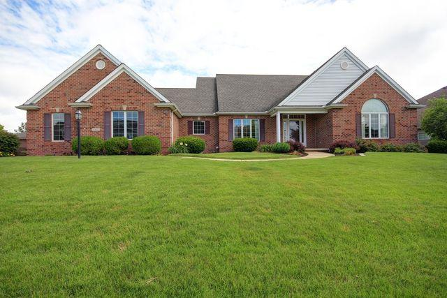 4412 Southford Trace Drive, Champaign, IL 61822 (MLS #09979147) :: Ryan Dallas Real Estate