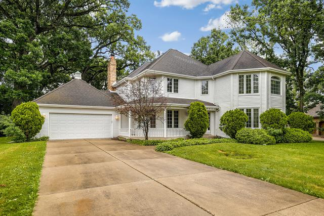 20201 St Andrews Court, Olympia Fields, IL 60461 (MLS #09979171) :: Ani Real Estate