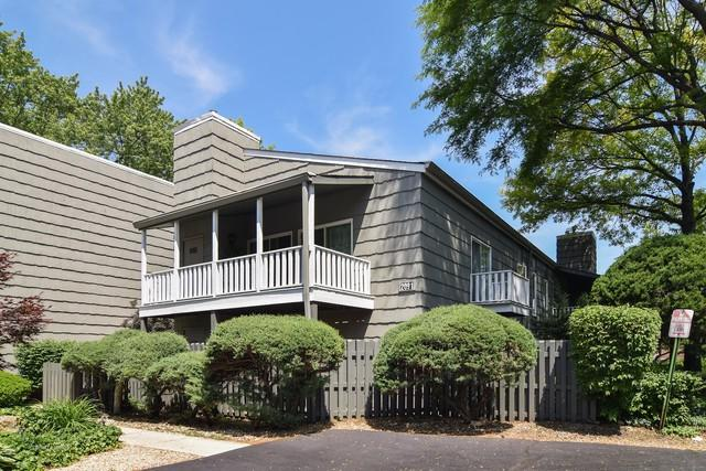 2091 Creekside Drive 2-2, Wheaton, IL 60189 (MLS #09979296) :: Lewke Partners
