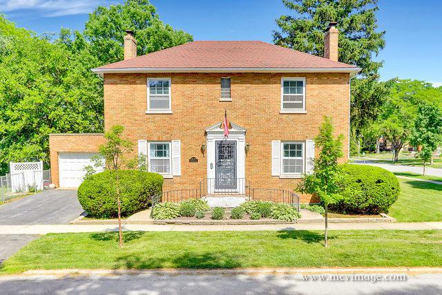 18135 Gottschalk Avenue, Homewood, IL 60430 (MLS #09979810) :: The Wexler Group at Keller Williams Preferred Realty