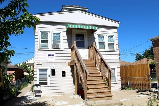 5208 S Kenneth Avenue, Chicago, IL 60632 (MLS #09979970) :: The Dena Furlow Team - Keller Williams Realty