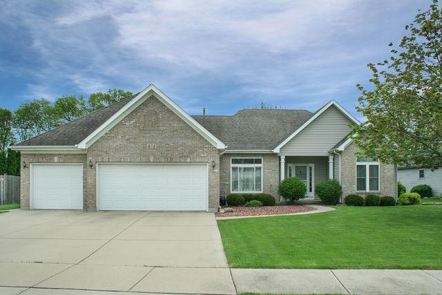 474 E Barberry Circle, Yorkville, IL 60560 (MLS #09980184) :: Ani Real Estate