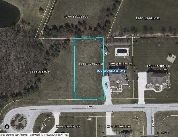 1256 Game Trail North, Bourbonnais, IL 60914 (MLS #09980235) :: The Saladino Sells Team