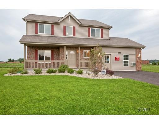 593 Camellia Avenue, Aurora, IL 60505 (MLS #09980269) :: Lewke Partners