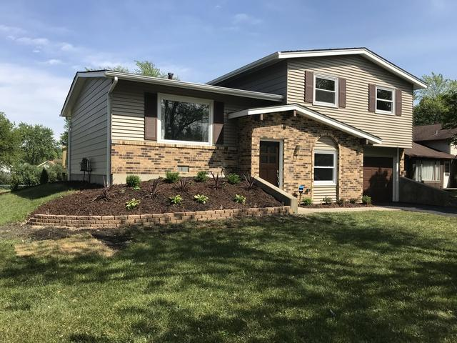 22413 Imperial Drive, Richton Park, IL 60471 (MLS #09980454) :: Ani Real Estate