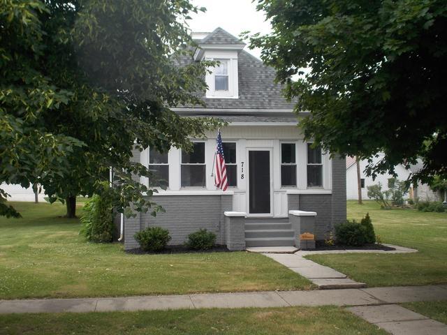 718 Woodward Street, Beecher, IL 60401 (MLS #09980508) :: The Dena Furlow Team - Keller Williams Realty